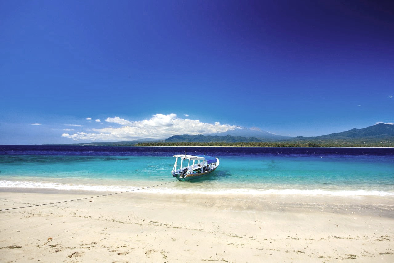 Pantai Sire Pesona Cantik Nusa Tenggara Barat Medana Kab Lombok