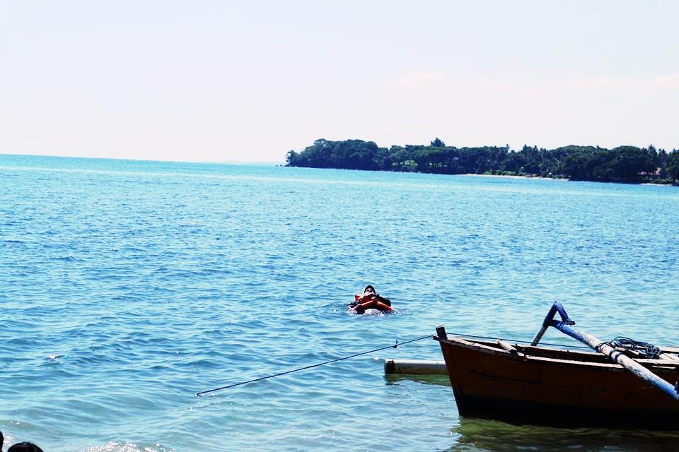 Petualangan Seru Jalan Pantai Sire Lombok Utara Medana Kab