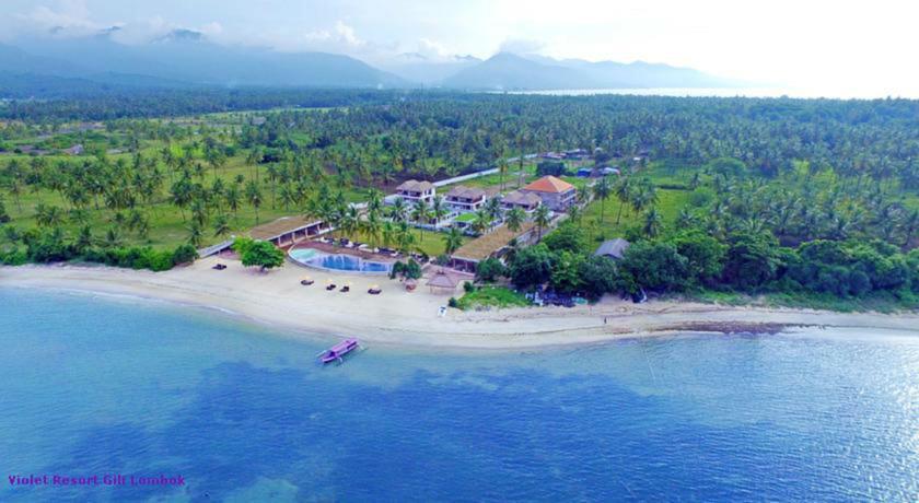 Price Violet Resort Gili Lombok Reviews Pantai Sire Medana Kab