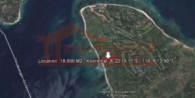Tanah Dijual 1 8 Ha Pantai Sire Lombok Utara Channel