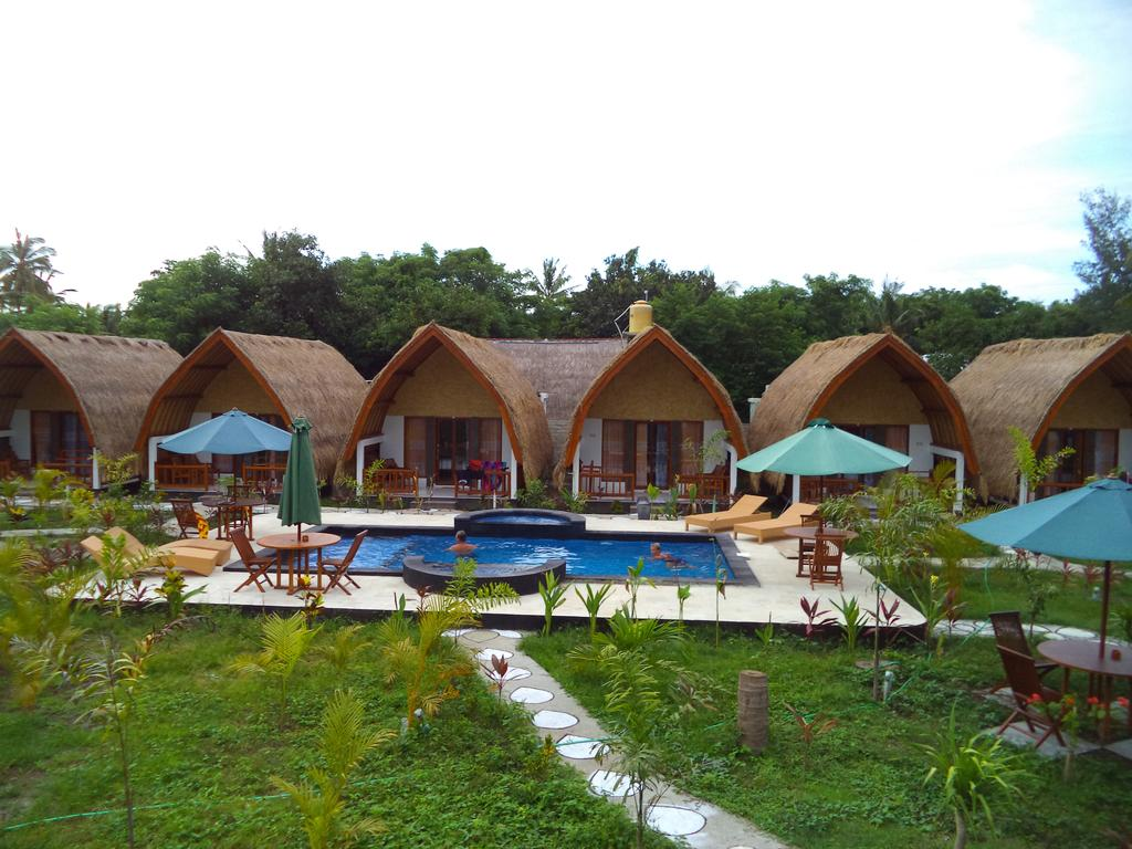 Cottages Bed Breakfast Gili Air Instant Confirmation Pulau Kab Lombok