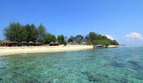 Eksotisme Gili Meno Info Lengkap Tempat Wisata Pulau Lombok Air