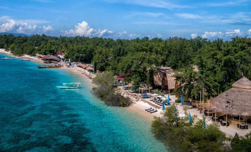 Gili Meno Resort Book Karma Reef Luxury Hotel Islands Pulau