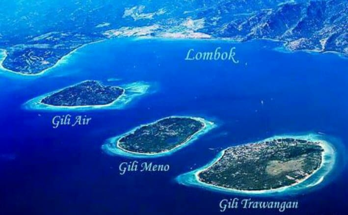 Gili Trawangan Island Pollution Free Pulau Bebas Cantik Menjadi Incaran