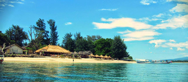 Gili Trawangan Rinjani Transport Pulau Air Kab Lombok Utara
