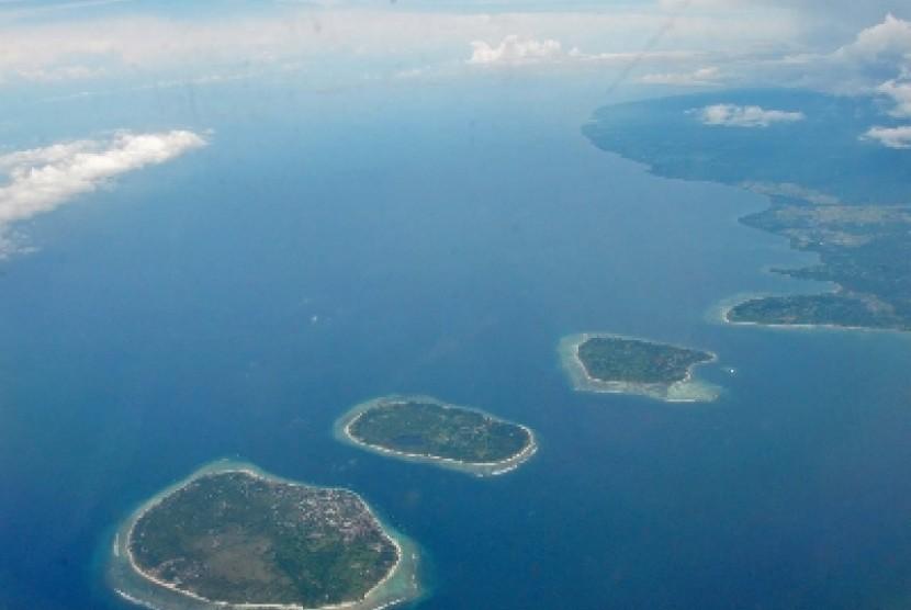 Lombok Utara Tata Gili Trawangan Semakin Nyaman Republika Online Foto