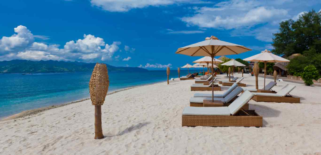 Pearl Trawangan Gili Lombok Indonesia 04 Hotel Rooms Facilities Beach