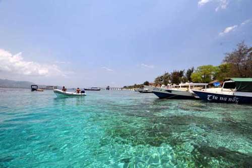 Pulau Gili Air Lombok Mataram Web Kab Utara