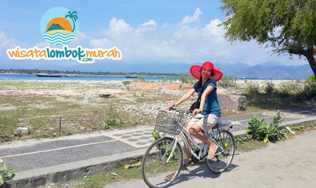 Tempat Wisata Kabupaten Lombok Utara Ketahui Pesona Gili Trawangan Pulau