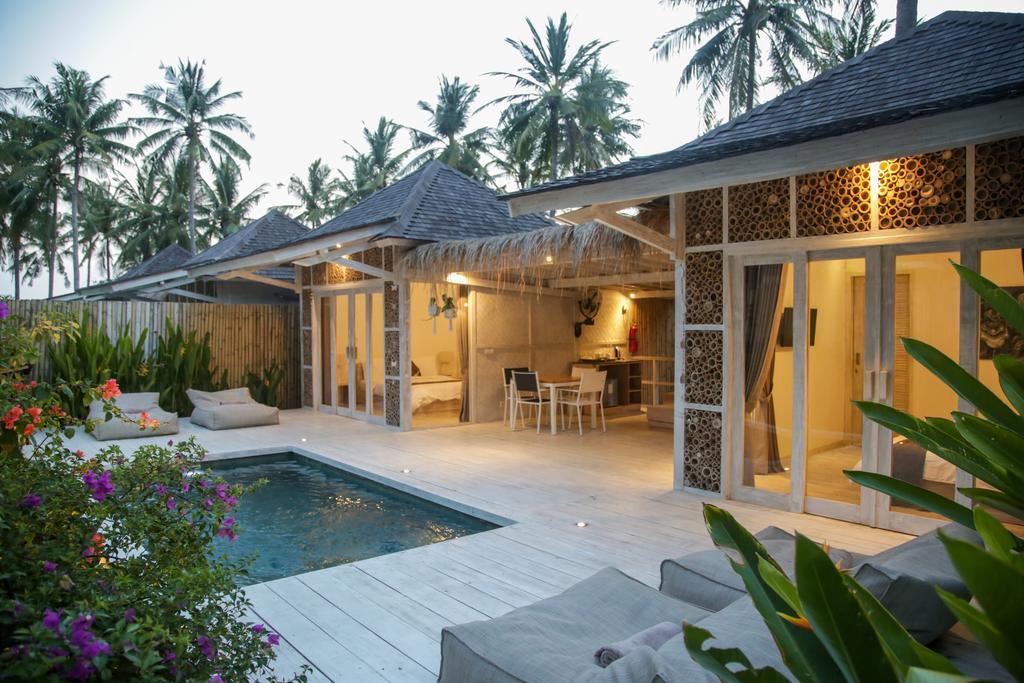 Villas Edenia Gili Trawangan Pulau Air Kab Lombok Utara