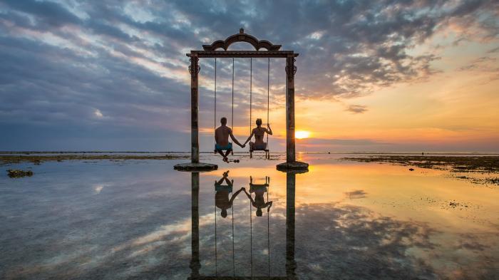 Wisata Ntb Gili Trawangan Hingga Air Inilah Destinasi Trio Pulau