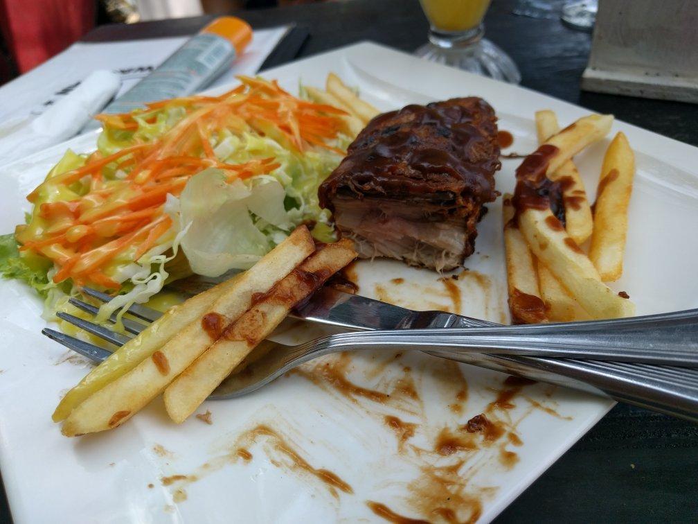 10 Restaurants Gili Trawangan Tripadvisor Wildan Bar Restaurant Pulau Meno