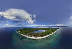 Attas Travel Gili Meno Pulau Kab Lombok Utara
