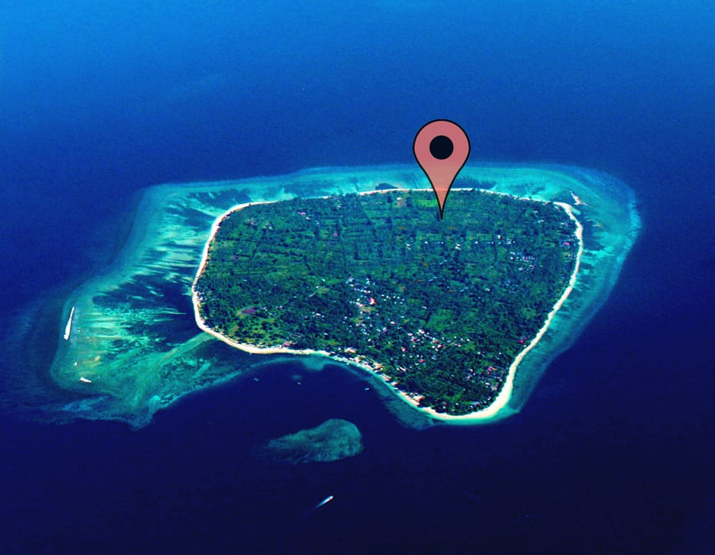 Gili Air Camilla Resort Small Island Water Islands Source Fresh