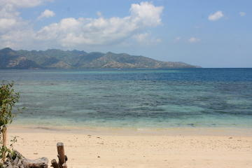 Gili Air Reliable Boat Service Bluewater Express Meno View Pulau