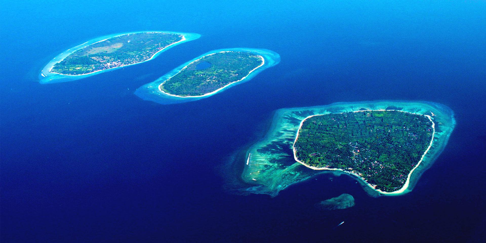 Gili Islands Www Bookinglombokholidays Pulau Meno Kab Lombok Utara