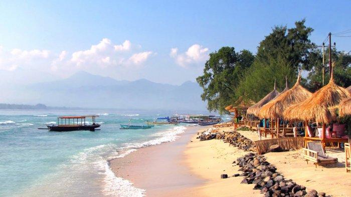 Gili Trawangan 4 Destinasi Menakjubkan Lombok Utara Wajib Disinggahi Pulau