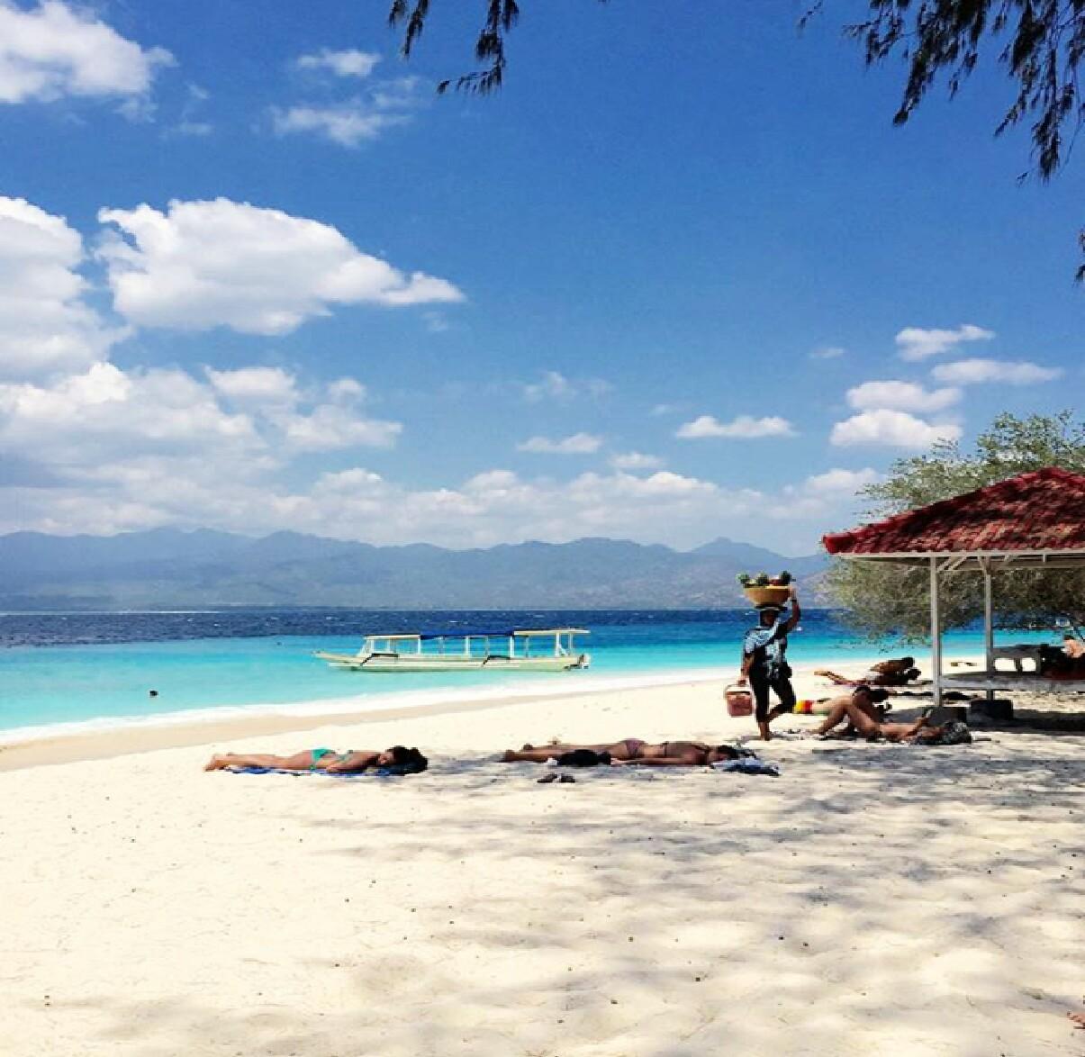 Pesona Keindahan Gili Meno Kabupaten Lombok Utara Gunungkidulku Rute Menuju