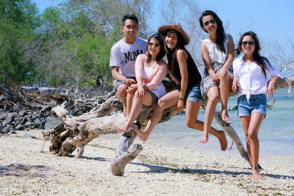 Reuni Sambil Jelajah Gili Trawangan Lombok Utara 7og4nk Pulau Meno