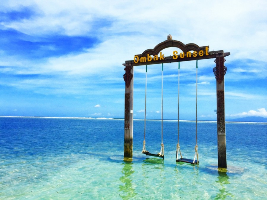 Trip Gili Terawangan Meno Air Pulau Kab Lombok Utara