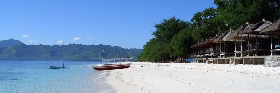 Villa Sayang Gili Meno Pulau Kab Lombok Utara