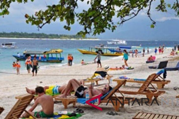 Wisatawan Lombok Utara Capai 3 000 Antara News Kepulauan Gili