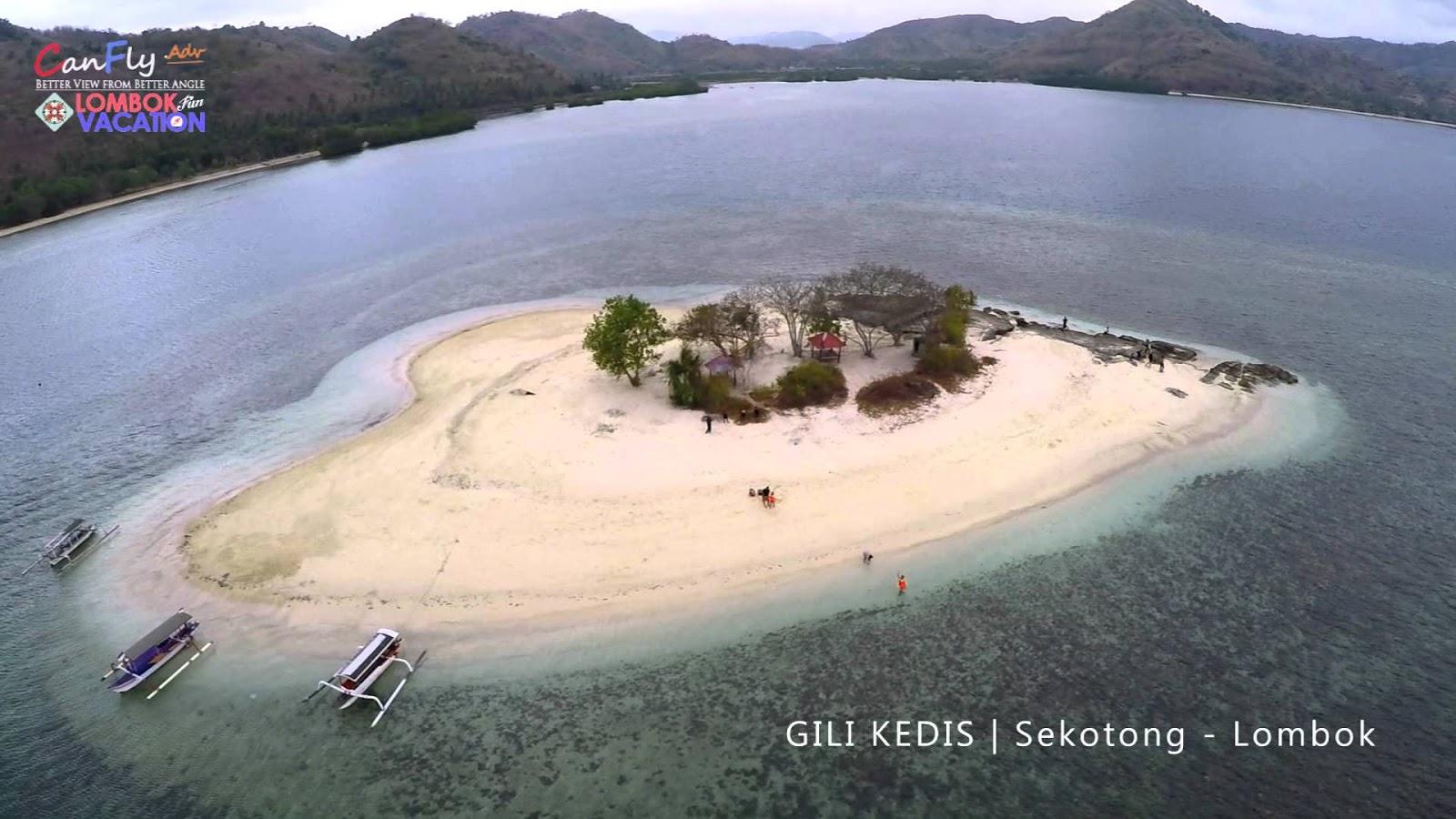 Bray 7 Tempat Wisata Lombok Nge Trend Gili Kedis Sekotong