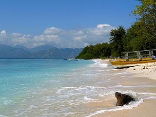 Destinasi Wisata Lombok Utara Mampir Doelu Gili Meno Air Trawangan
