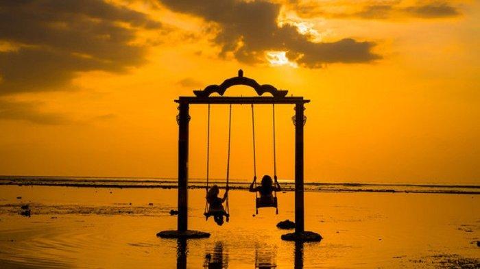 Destinasi Wisata Lombok Utara Tak Kalah Menakjubkan Gili Trawangan Pulau