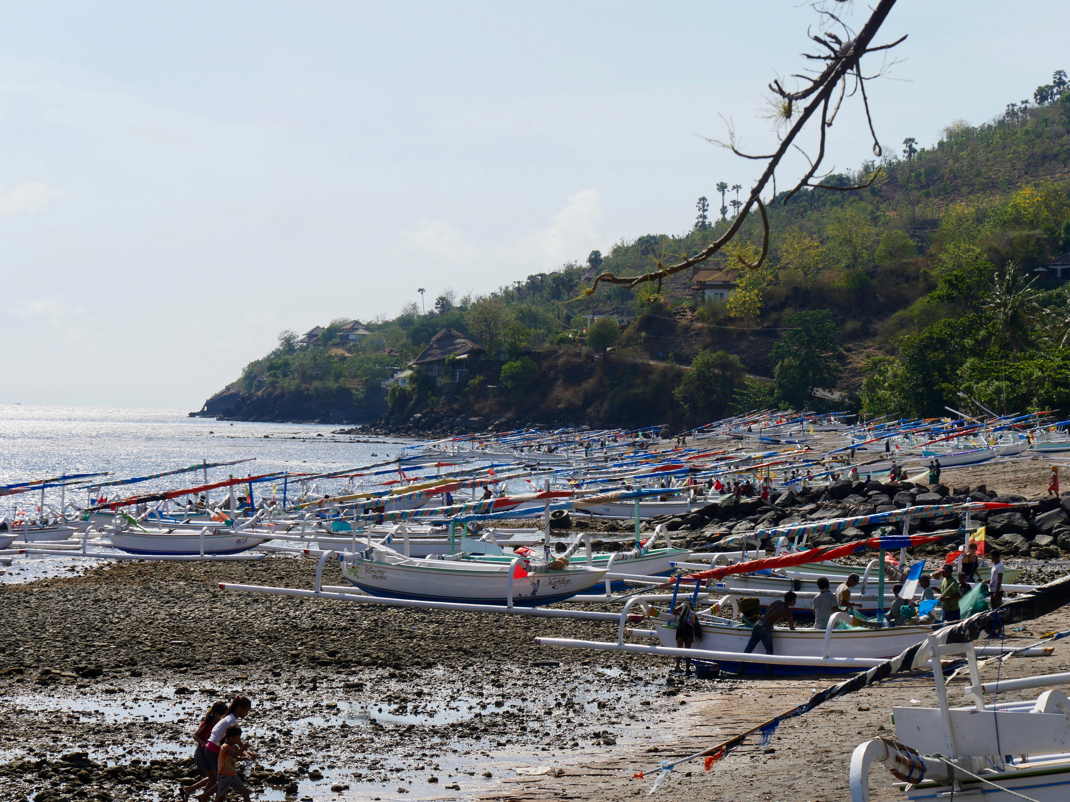 Kabupaten Lombok Utara Indonesia Polarsteps Pulau Gili Trawangan Kab
