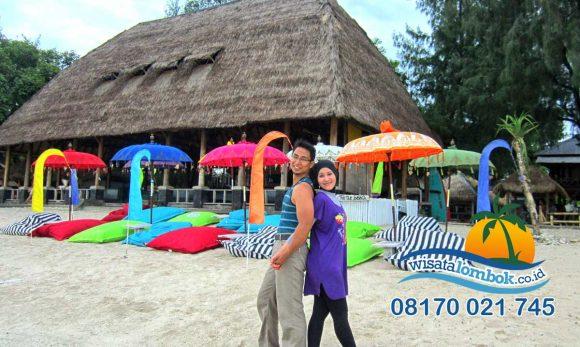 Mengenal Pulau Gili Trawangan Lombok Mempesona Wisata Kab Utara