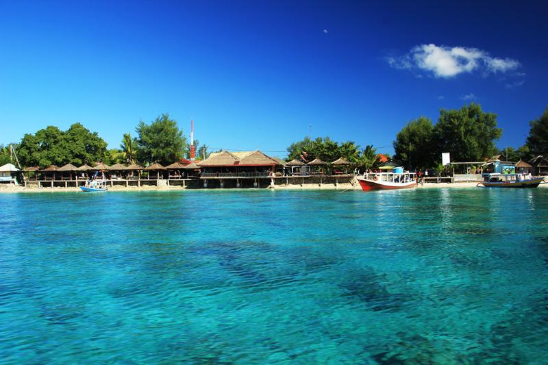 Pulau Penyu Bernama Gili Meno Catatan Caderabdul Packer Trawangan Kab