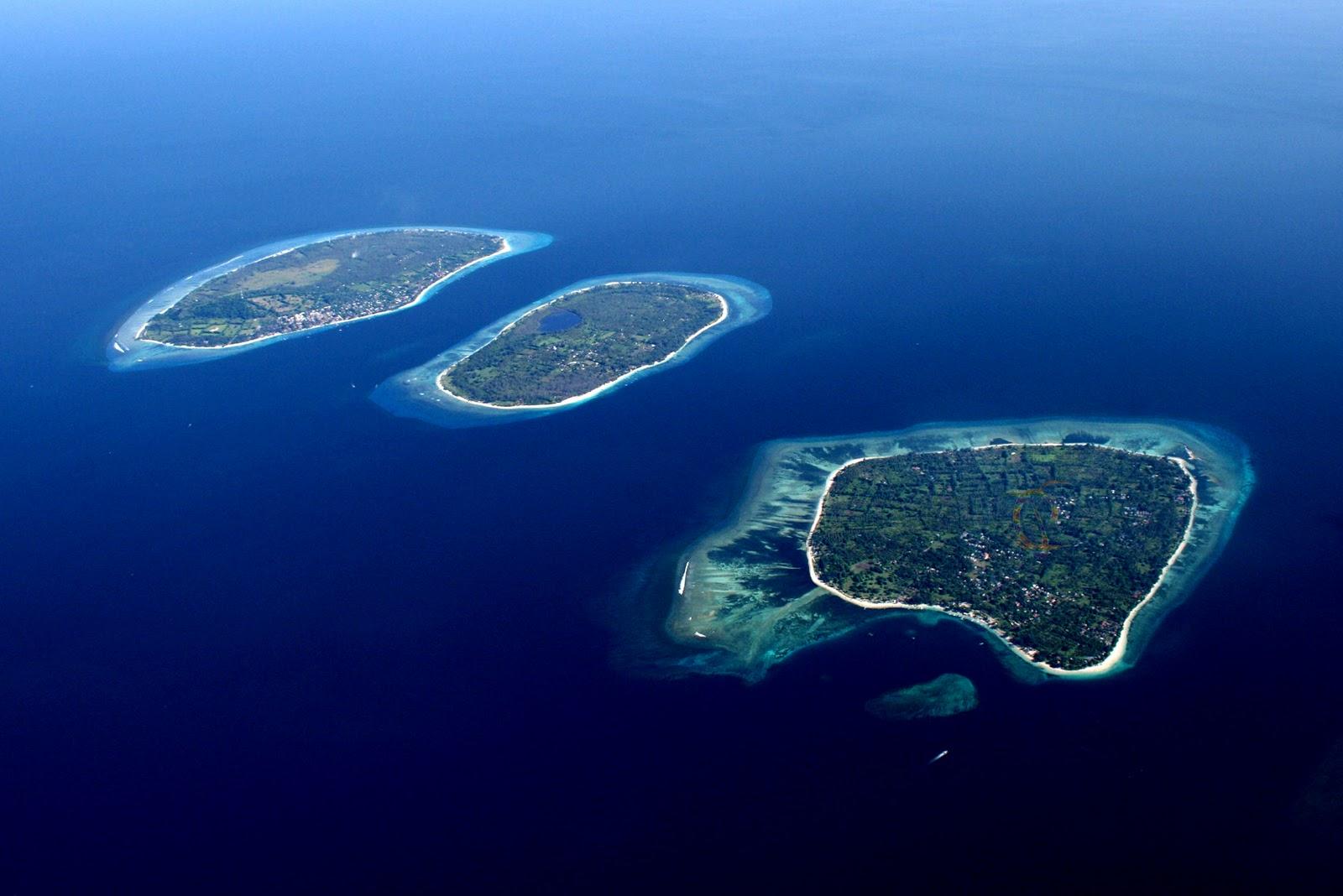 Restroomrevelations 3 Pulau Gili Lombok Trawangan Meno Air Jajaran Surga