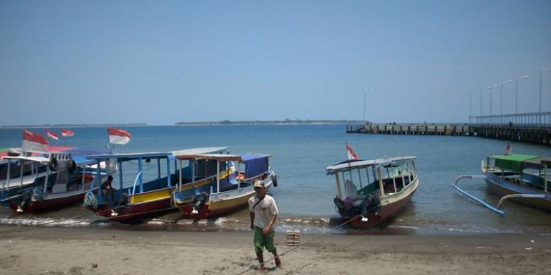 Tips Menuju Gili Trawangan Kompas Pulau Kab Lombok Utara