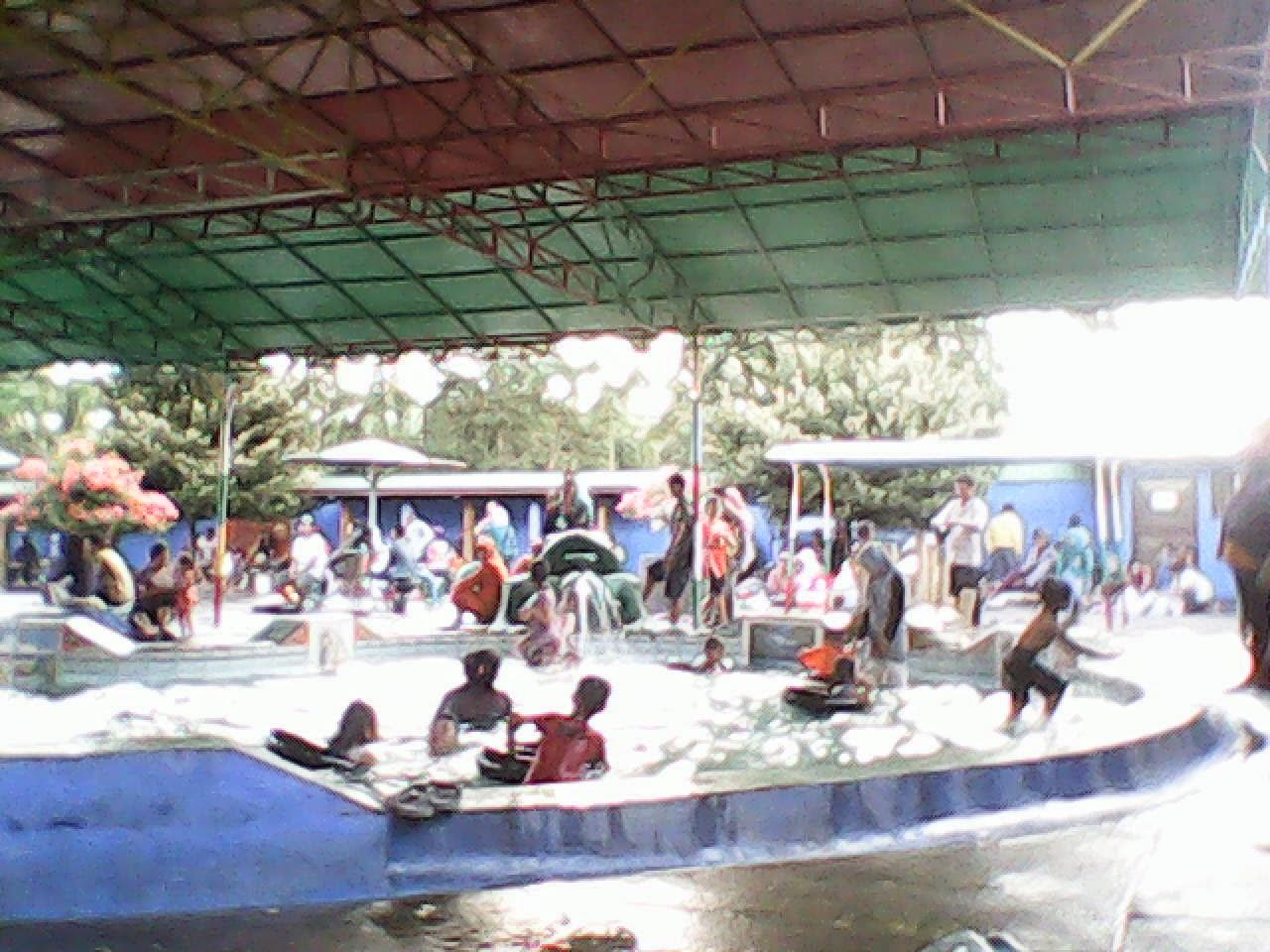 Banana Holidays Lumajang Pemandian Joyokarto Ds Jokarto Area Bermain Balita