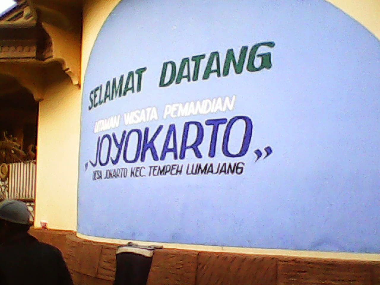 Banana Holidays Lumajang Pemandian Joyokarto Ds Jokarto Yep Wisata Air