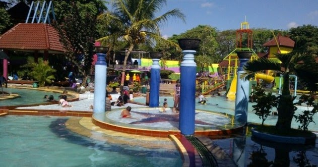 Pesona Keindahan Wisata Kolam Renang Water Park Kwt Lumajang Daftar
