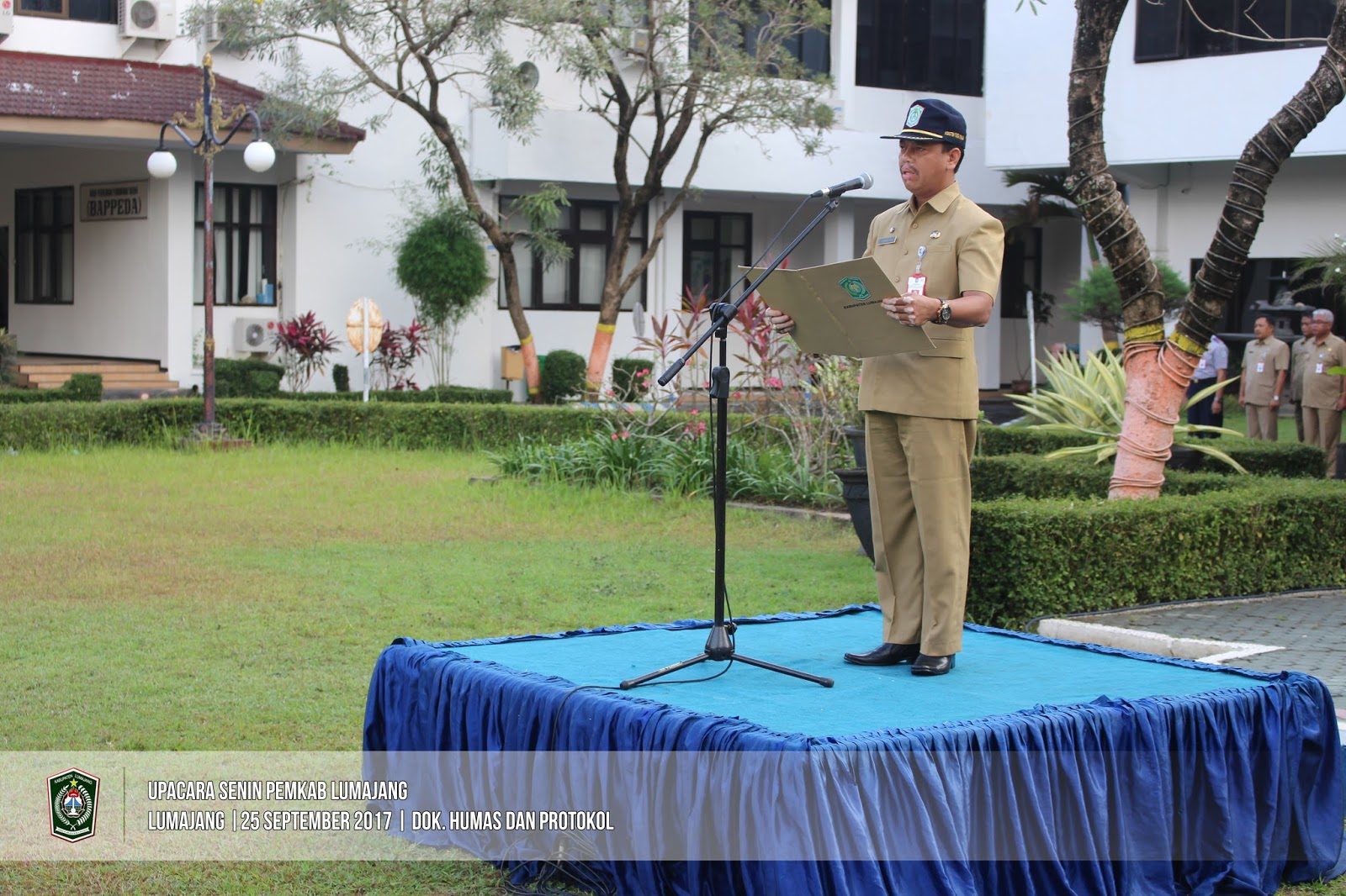 Press Release Humas Protokol Pemkab Lumajang 25 September 2017 Kolam