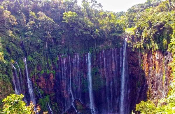 Top 10 Tempat Wisata Lumajang Indahnya Luar Biasa Tumpak Sewu