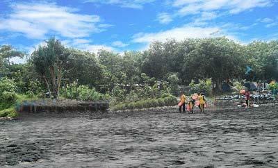 Pantai Bambang Kabupaten Lumajang Wisata Jawatimuran Sejumlah Obyek Alam Kab