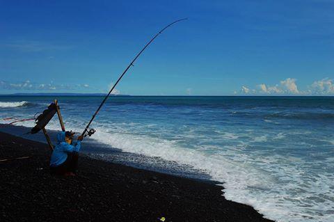 Pantai Bambang Pasir Hitam Lumajang Punya Wisata Murah Meriah Terkenal
