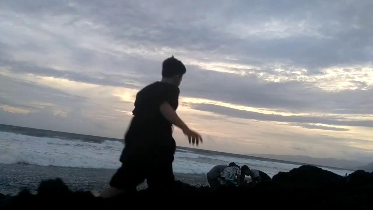Sunset Pantai Bambang Lumajang Jawa Timur Pejuang Senyum 01 Youtube