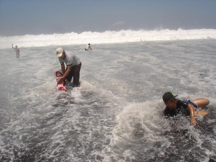 Wisata Keindahan Pantai Bambang Pasirian Lumajang Jawa Timur Lokasi Kota