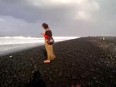 Wisata Pantai Bambang Youtube Kab Lumajang