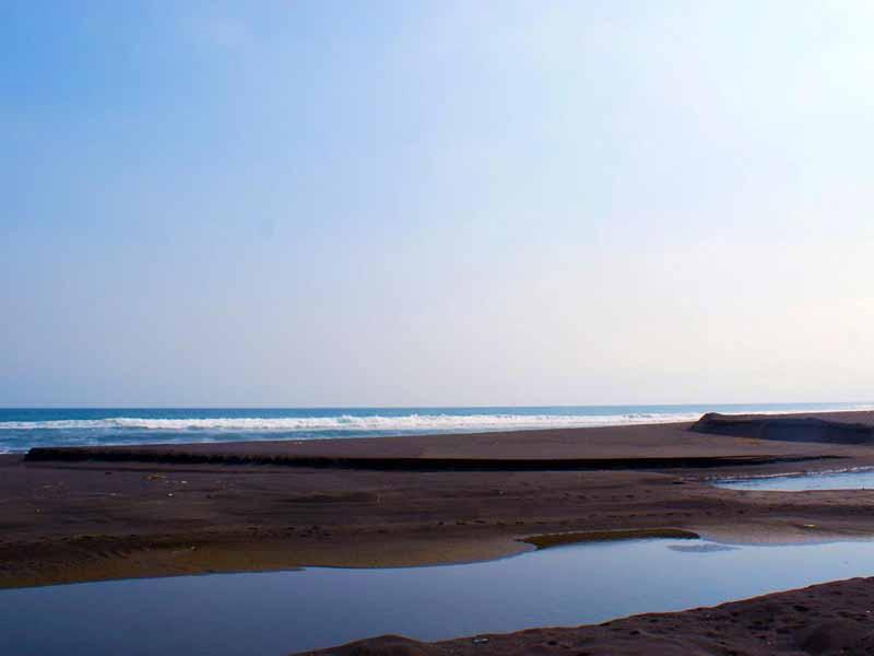 11 Obyek Wisata Lumajang Patut Dikunjungi Pantai Watu Pecak Tlepuk