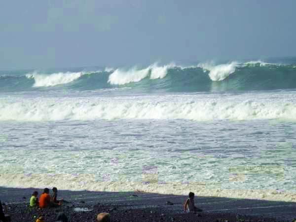 Pantai Bambang Lumajang Sejarah Misteri Wisata Indonesia Tlepuk Kab