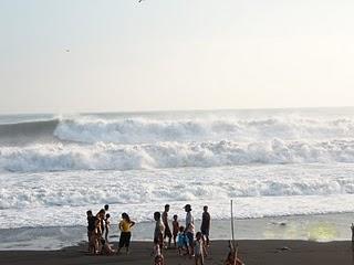 Pantai Bambang Pariwisata Lumajang Kabupaten Tlepuk Kab