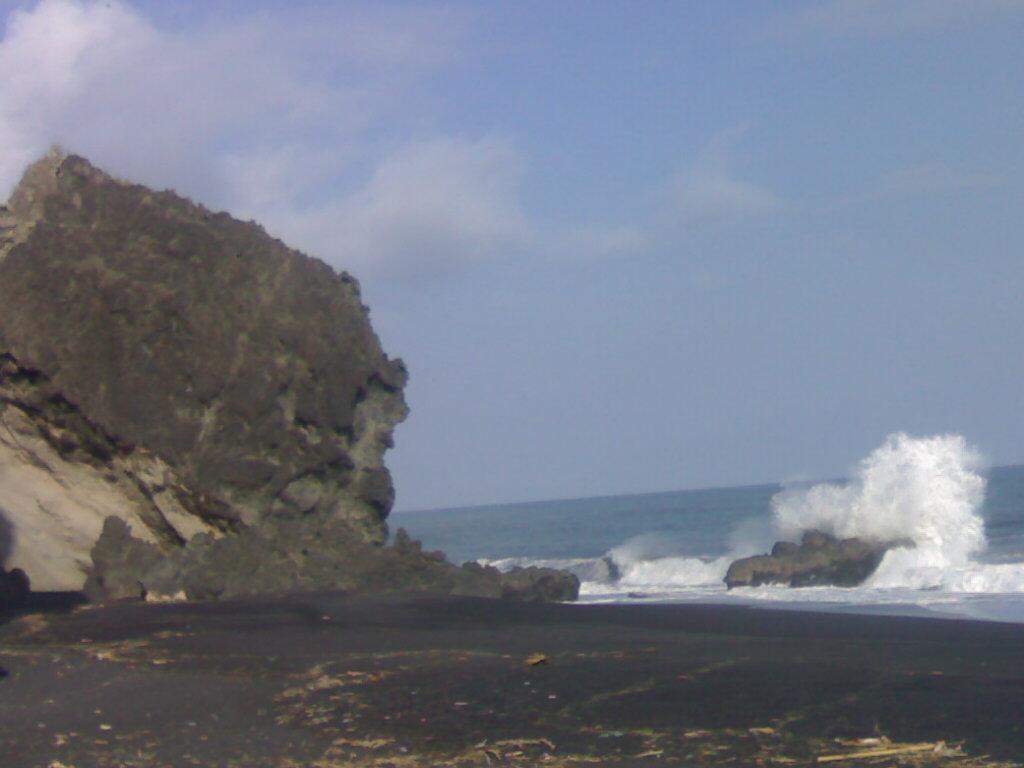 Pantai Dampar Bolehtanya Tlepuk Kab Lumajang