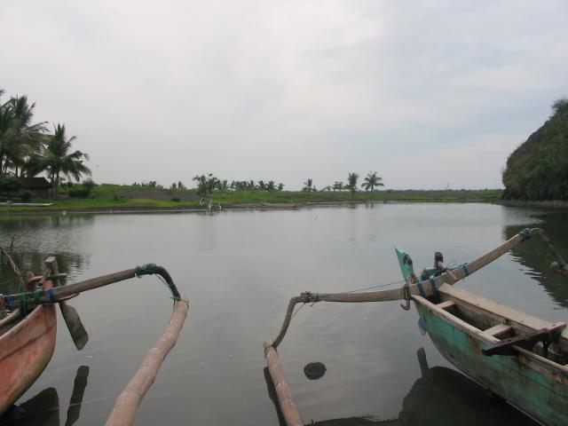 Pantai Dampar Kim Serai Arum Pengunjung Bisa Berinteraksi Nelayan Selesai
