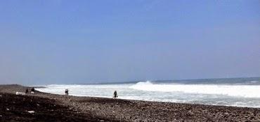 Wisata Pantai Bambang Lumajang Jawa Timur Wongcrewchild Tlepuk Kab